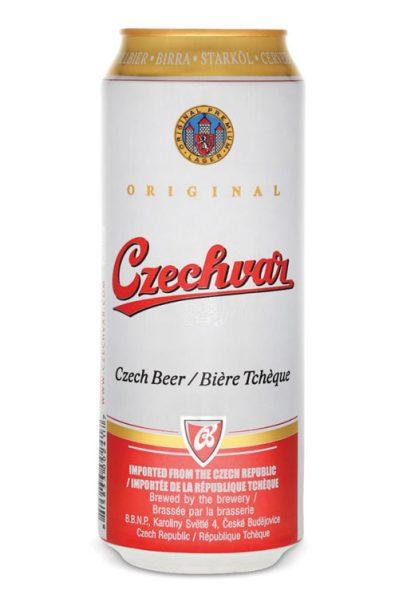Czechvar Tall Cans (500ml)