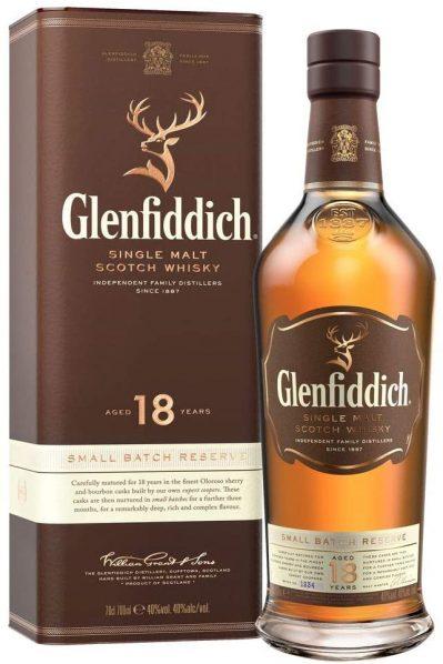 Glenfiddich 18yr Single Malt Whiskey