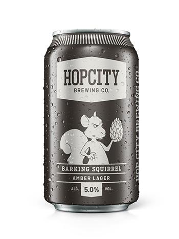 Hop City Barking Squirrel - 355 ML