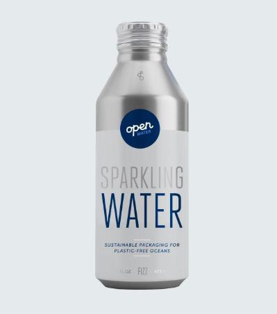 Open Water - Bottled Sparkling Water