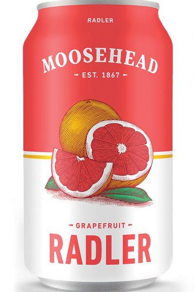 Moosehead Grapefruit Radler Cans - 355 ML