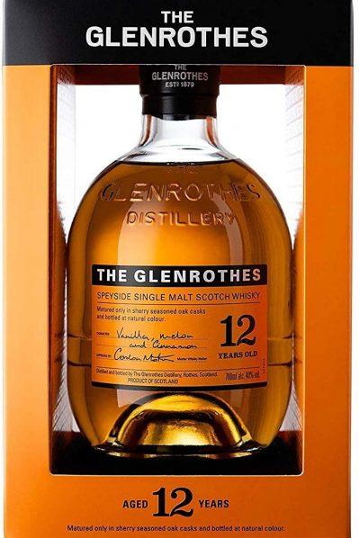 Glenrothes 12yr Single Malt Whiskey