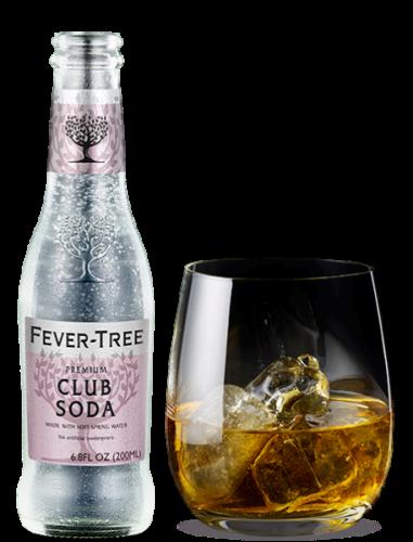FEVER-TREE CLUB SODA 4-PACK