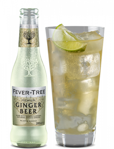 FEVER-TREE GINGER BEER 4-PACK