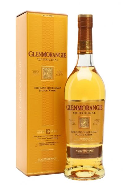 Glenmorangie 10yr Single Malt Whiskey