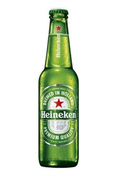 Heineken - 330ml Bottles - 24 Pack