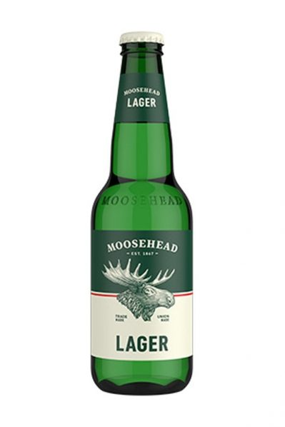Moosehead Lager Bottles - 350 ML