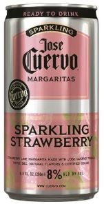 Jose Cuervo - Strawberry Margaritas - 8% - 200ml Cans