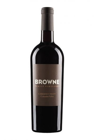 Browne Family Vineyards - Cabernet Franc 2017 (James Suckling 91 Points)