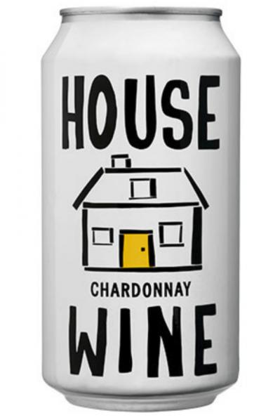 HOUSE WINE CHARDONNAY CAN