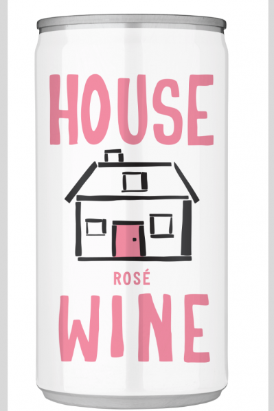 HOUSE WINE ROSE CAN