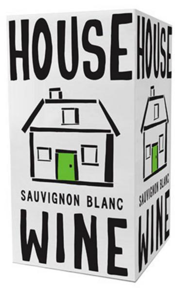 HOUSE WINE SAUVIGNON BLANC BOX