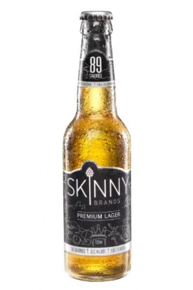Skinny Beer - Premium Lager 330 ML Bottles (Gluten Free Pick)