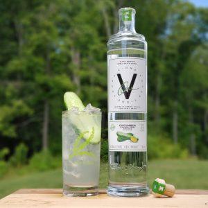 V-ONE Cucumber (100% Organic and Gluten Free)