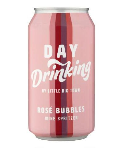 DAY DRINKING ROSE BUBBLES CAN