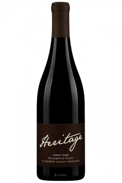 Browne Family Vineyards - Heritage Pinot Noir 2016