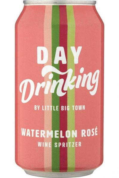 Day Drinking Watermelon Rosé - Canned Rosé Spritzer