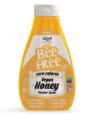 Vegan Honey #NotGuilty Zero Calorie Sugar Free VEGAN Syrup - The Skinny Food Co - 425ml