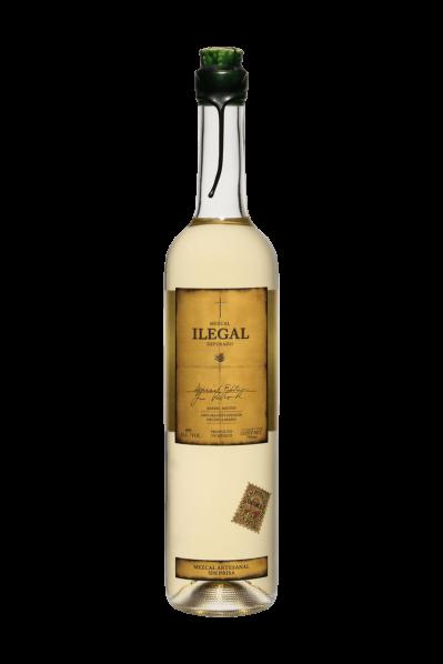 ILEGAL MEZCAL - Reposado - 750ml
