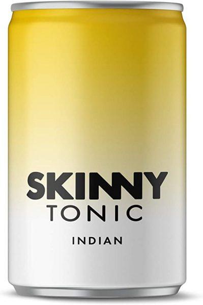 Skinny Premium Tonic - Indian Tonic (150 ml Can)
