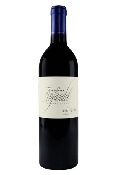 Seghesio Sonoma Zinfandel 2016 (Wine Spectator 93 Points)