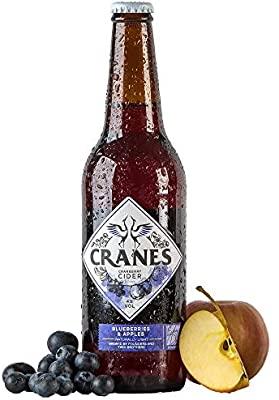 Cranes Cider - Blueberries & Apples 500 ML