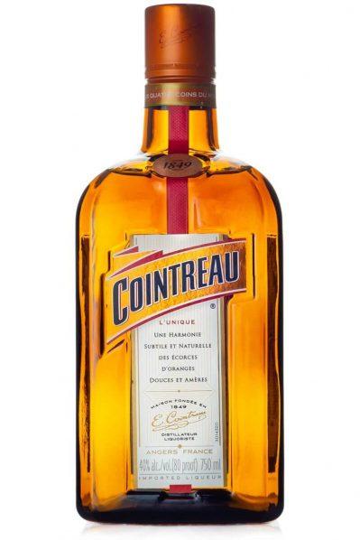 COINTREAU Triple Sec -  Orange Liqueur - 1L