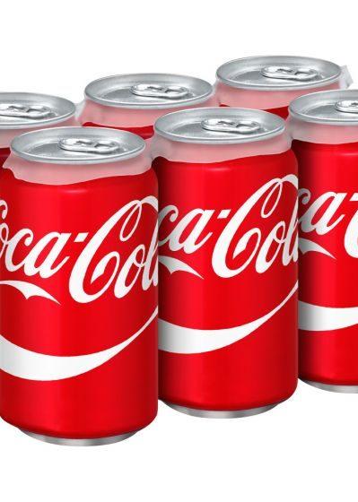 Coke - 6 Pack