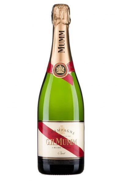 G.H Mumm Cordon Rouge Brut Champagne (750ml)