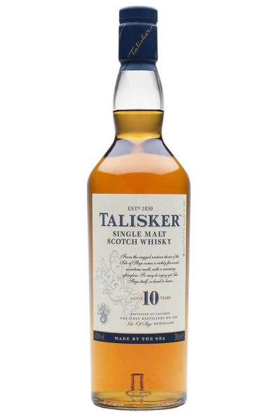 TALISKER 10 Year - Single Malt Scotch Whiskey