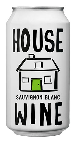 House Wine Sauvignon Blanc Can - 375ML