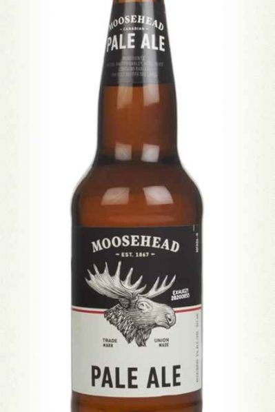 Moosehead Pale Ale Bottles - 350 ML