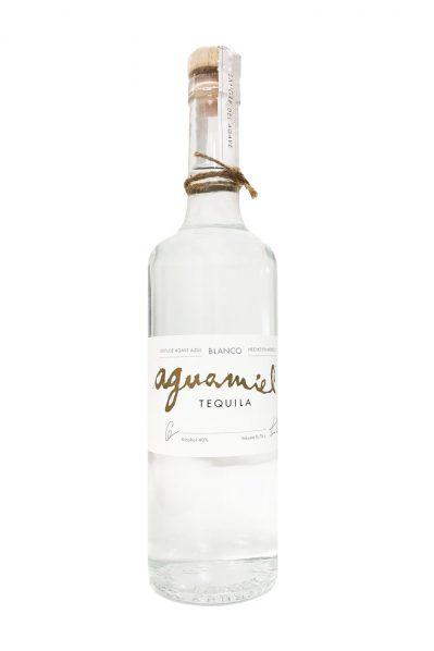 AGUAMIEL Blanco Tequila - 750ml