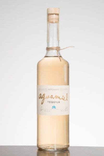 AGUAMIEL Resposado Tequila - 750ml