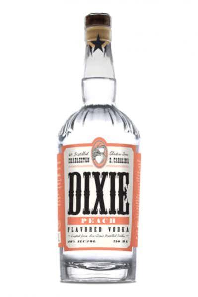 Dixie Vodka - Peach