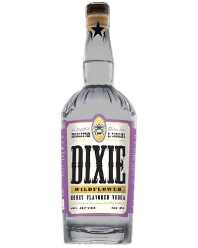 Dixie Vodka - Wildflower Honey