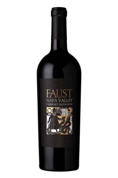 750ML 2017 Faust - Cabernet Sauvignon (92 Points James Suckling)