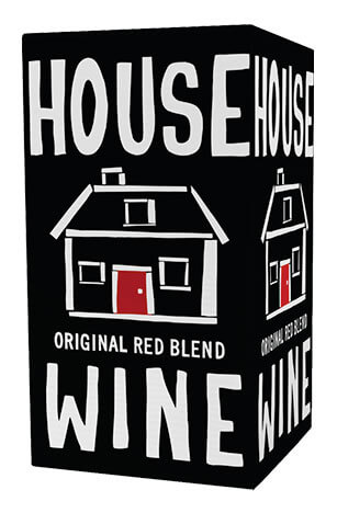 House Wine 3L Box - Original Red Blend
