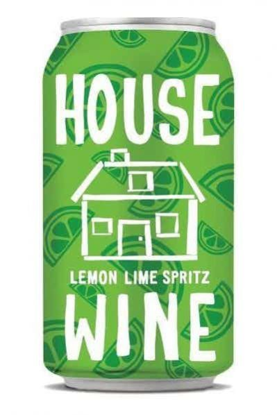 House Wine Lemon Lime Spritz - 375ml