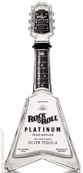 Rock n' Roll Tequila - Platinum