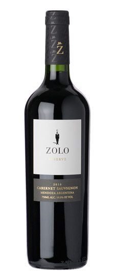 Zolo - Cabernet Sauvignon (91 Points James Suckling)