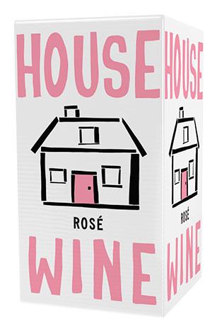House Wine 3L Box - Rose