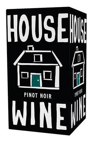House Wine 3L Box - Pinot Noir