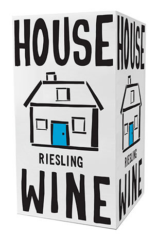 House Wine 3L Box - Riesling