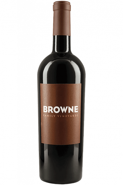Browne - 2017 Cabernet Sauvignon (91 Points James Suckling!)