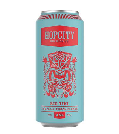 Hop City - Big Tiki (473ML)