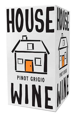 House Wine 3L Box - Pinot Grigio