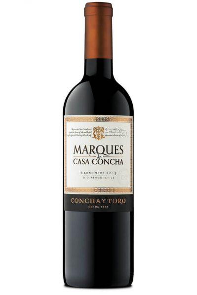 Marques de Casa Concha - Carmenere 2016 (90 POINTS JAMES SUCKLING!)