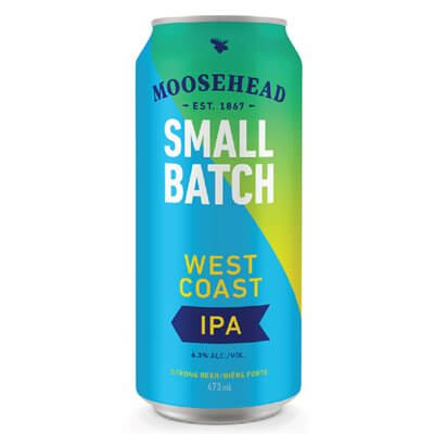 Small Batch West Coast IPA (473ML)