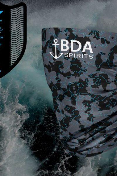 BDA Spirits Neck Gaiter